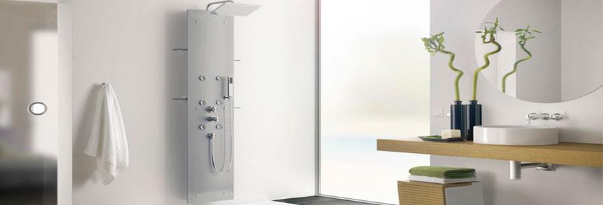 Pourquoi acheter une colonne de douche hydromassante